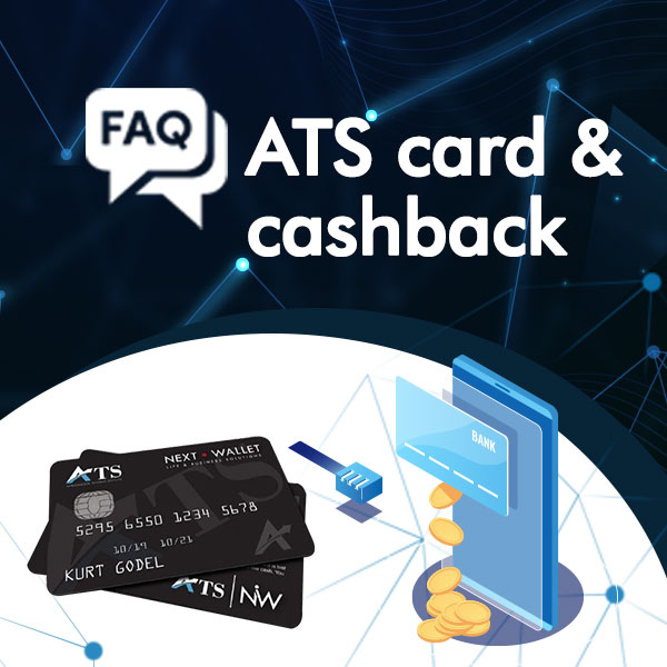 ATS Card e Cash Back